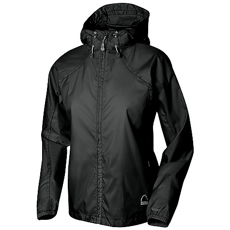 photo: Sierra Designs Women's Microlight Jacket wind shirt