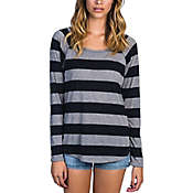 Billabong Women's Back Down LS Top