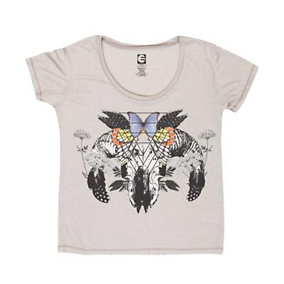 Billabong Women's Desert Zone Code SS Tee