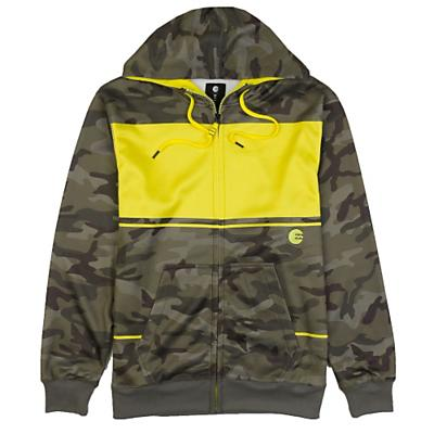 Billabong Men's Invert Camo Zip Up Hoodie