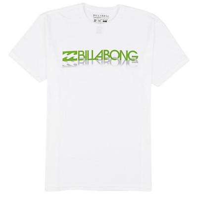 Billabong Men's Lockup Crew Neck SS Tee