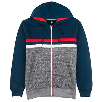 Billabong Men's Muted Zip Up Hoodie