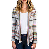 Billabong Women's Pent Up Stripe Sweater
