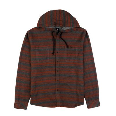 Billabong Men's Slammer LS Flannel Shirt