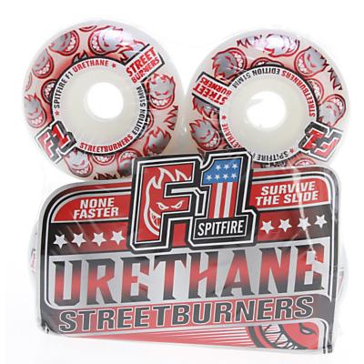 Spitfire F1 Urethane Streetburners Skateboard Wheels 51mm