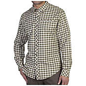 ExOfficio Men's Bergen Plaid Long Sleeve Shirt