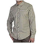 ExOfficio Men's Bergen Plaid Long Sleeve Shirt