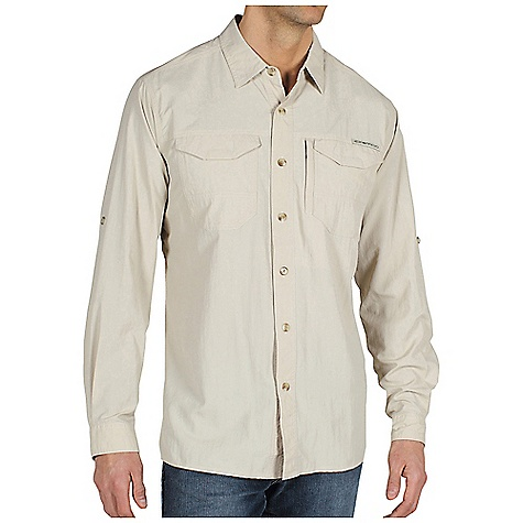 photo: ExOfficio GeoTrek'r Long Sleeve Field Shirt
