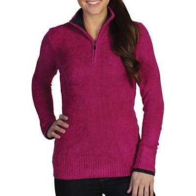 ExOfficio Women's Irresistible Dolce 1 / 4 Zip Long Sleeve Top