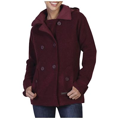 ExOfficio Women's Medelton Pea Coat