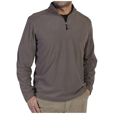 ExOfficio Men's Meridius Fleece 1/4 Zip Long Sleeve Jacket