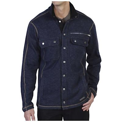 ExOfficio Men's Ruvido Shirt Jack Sweater