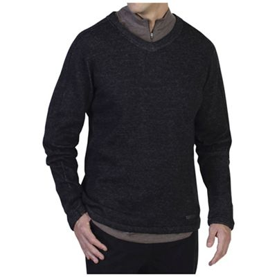 ExOfficio Men's Ruvido V Neck Sweater