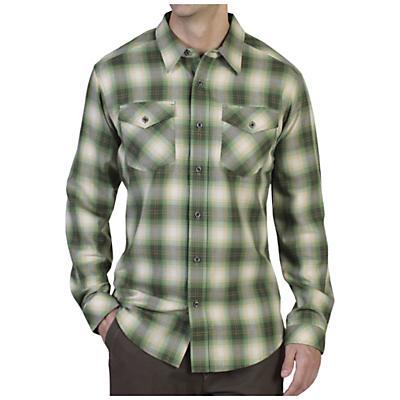 ExOfficio Men's Tucannon Flannel Long Sleeve Shirt