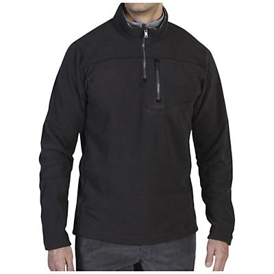 ExOfficio Men's Zeeland 1/4 Zip Long Sleeve Jacket