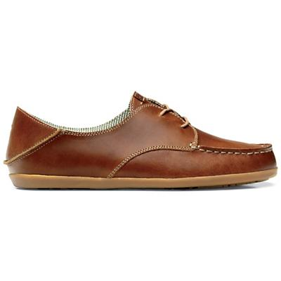 OluKai Women's Heleuma Leather Shoe