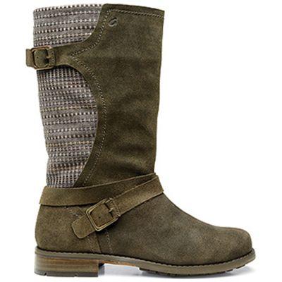 OluKai Women's Pa'ia Textile Boot