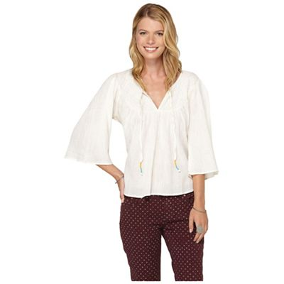 Roxy Women's Peasantly Surprised Top