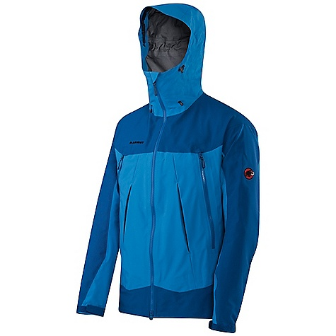 photo: Mammut Meron Jacket waterproof jacket