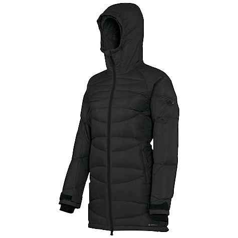 photo: Mammut Pilgrim Parka down insulated jacket