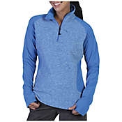 ExOfficio Women's Tesserae Fleece 1 / 4 Zip Long Sleeve Top