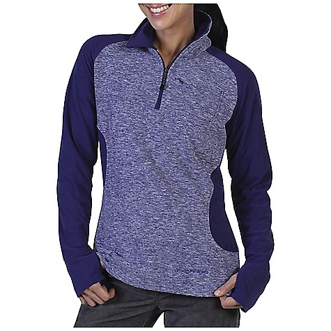 photo: ExOfficio Tesserae Fleece Vest fleece vest