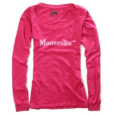 Moosejaw Women's Original Raglan LS Tee