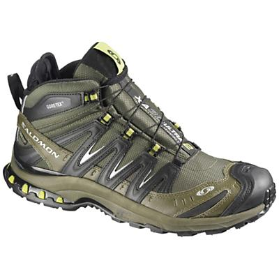 Salomon Men's Xa Pro 3D Mid Leather Gtx Shoe