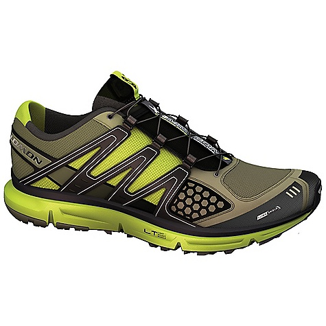 photo: Salomon Men's XR Mission CS trail running shoe