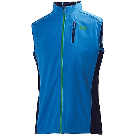 photo: Helly Hansen Challenger Vest wind shell vest