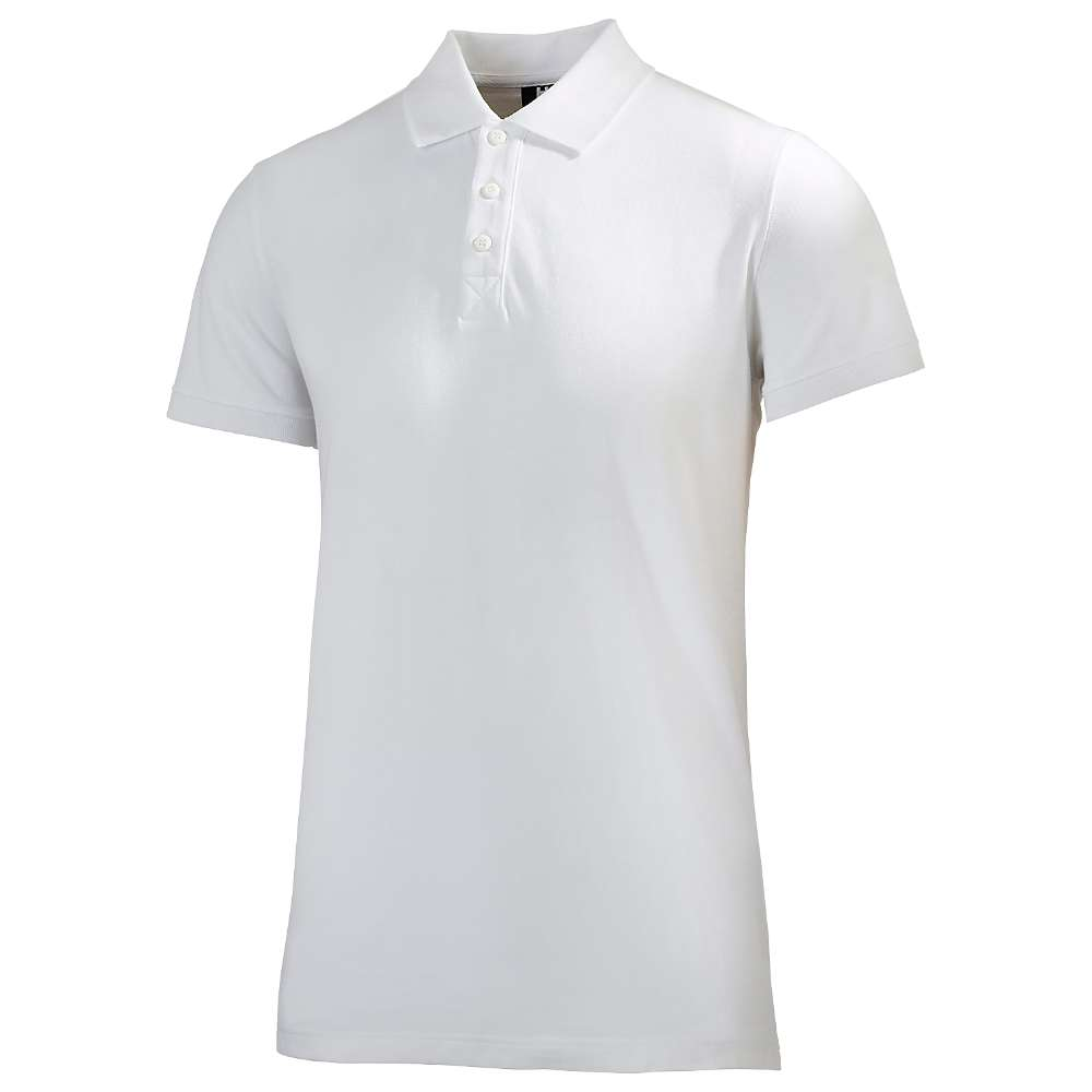 Helly Hansen Men's Crew Polo - Large - White