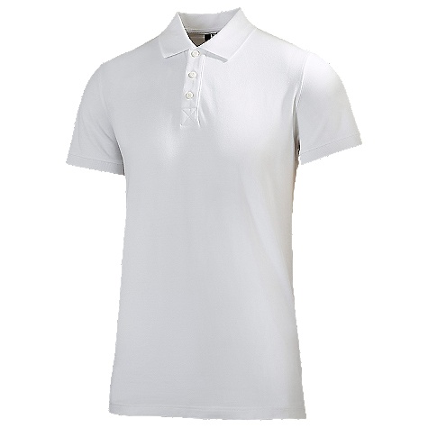 Helly Hansen Men's Crew Polo White