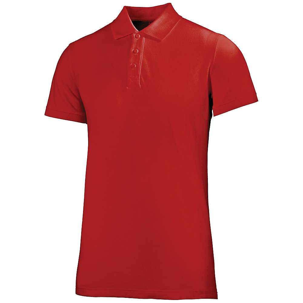 Helly Hansen Men's Crew Polo - Large - Red