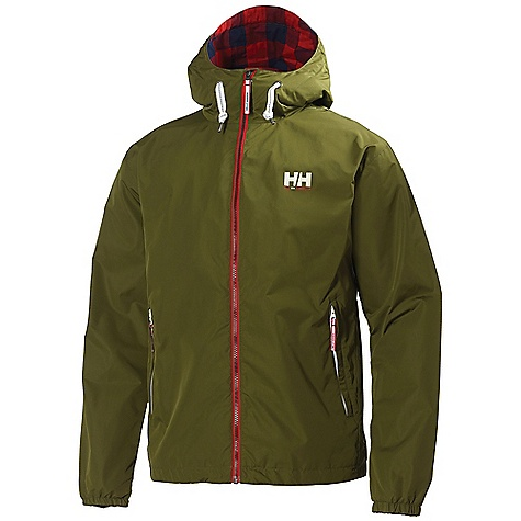 photo: Helly Hansen Marstrand Packable Jacket wind shirt