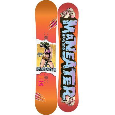 Rome Detail Rocker Snowboard 146 - Women's