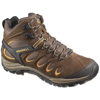 Merrell Men's Chameleon 5 Mid Ventilator Waterproof Boot
