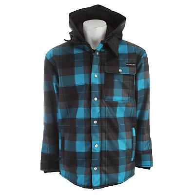 Sessions Outlaw Plaid Softshell - Men's