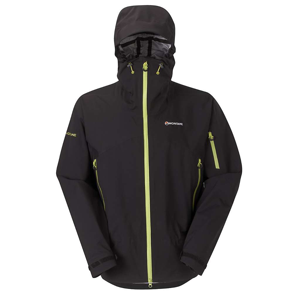 Montane Men's Fast Alpine Stretch Neo Jacket - Medium - Black