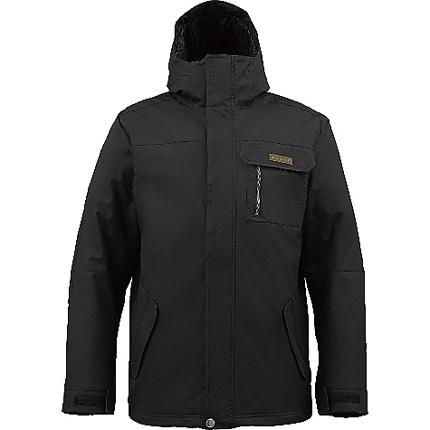 photo: Burton Poacher Jacket synthetic insulated jacket