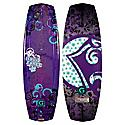 Liquid Force Star Grind Wakeboard 124 - Girl's