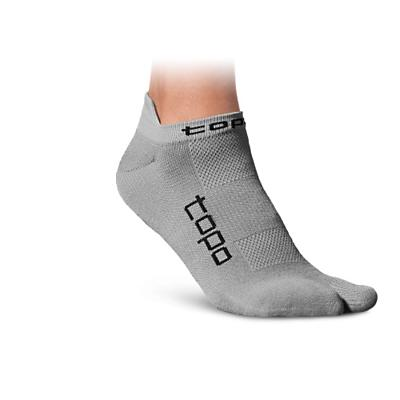 Topo Athletic Split-Toe No-Show Sock