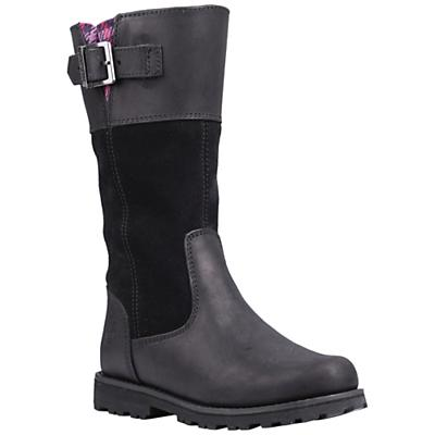 Timberland Junior Earthkeepers Asphalt Trail Maplebrook Girls' Tall Boot