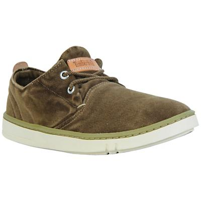 Timberland Women's Earthkeepers Hookset Handcrafted Canvas Oxford Shoe