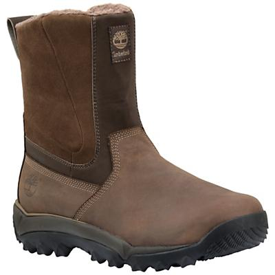 Timberland Men's Rime Ridge Mid Slip On Waterproof Boot
