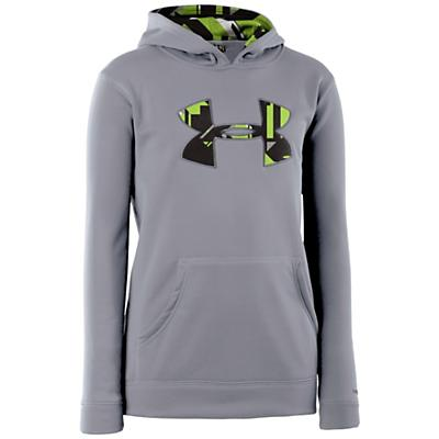 Under Armour Boys' AF Storm Big Logo PO Hoody