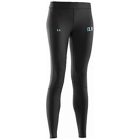 Under Armour Women's UA Base 2.0 Legging Black / Cortez