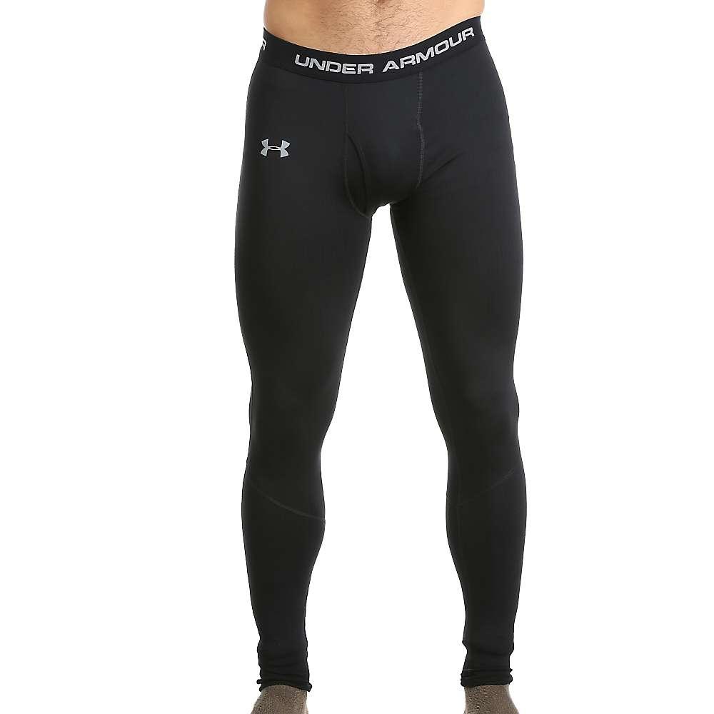 Under Armour Men's ColdGear Infrared Evo Legging - XL - Black / Steel