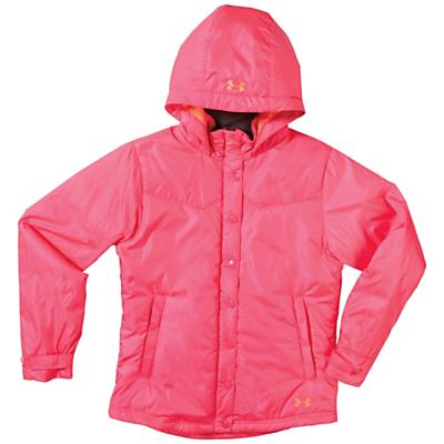 Under Armour Girls' UA Coldgear Infrared Alpinlite Parka