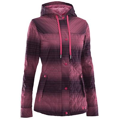 Under Armour Women's UA Coldgear Infrared Alpinlite Shacket