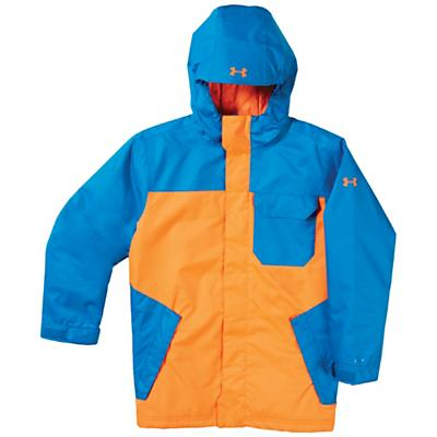 Under Armour Boys' UA Coldgear Infrared Hacker Jacket